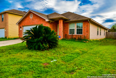 San Antonio TX Single Family Home New: $183,000