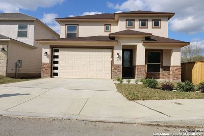 San Antonio Single Family Home New: 7311 Eagle Ledge