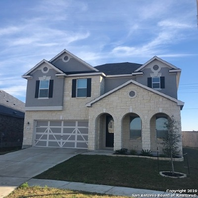 New Braunfels Single Family Home New: 3921 Legend Hill