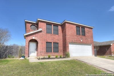 Converse Single Family Home New: 9706 Autumn Hollow