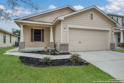 San Antonio Single Family Home New: 11027 Geneva Moon