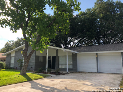 San Antonio Single Family Home New: 3110 Satellite Dr