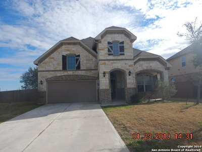 Schertz Single Family Home New: 11716 Northern Star Rd