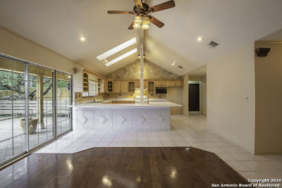 Helotes Single Family Home New: 18561 Bandera Rd