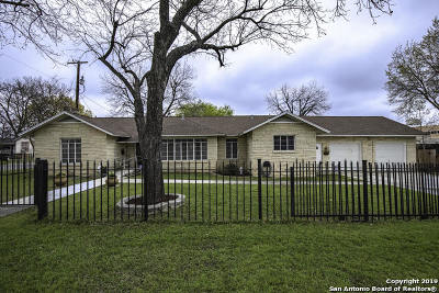 San Antonio Single Family Home New: 2306 Sacramento