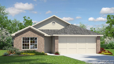 Cibolo Single Family Home Price Change: 425 Salt Fork