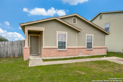San Antonio Single Family Home New: 3523 Heather Meadow