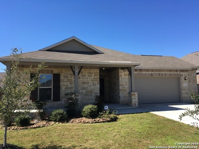 New Braunfels Single Family Home New: 731 Cirrus Canyon
