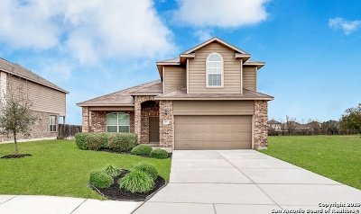 New Braunfels Single Family Home New: 1851 Sunspur Rd