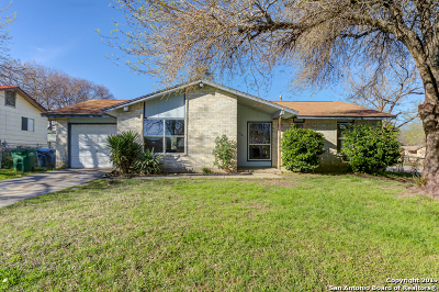 San Antonio Single Family Home New: 5031 Casa Verde St