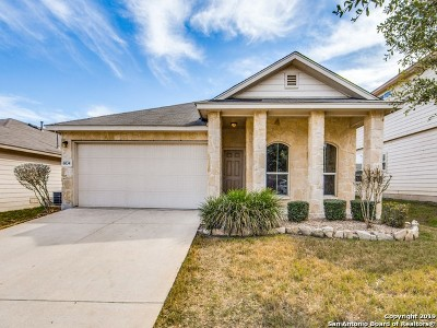 San Antonio Single Family Home New: 6034 Tanzanite Rim