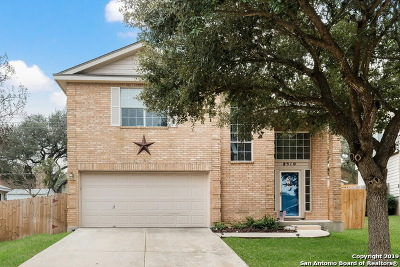San Antonio Single Family Home New: 8510 Shooting Quail
