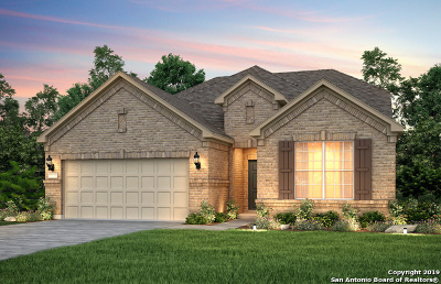San Antonio Single Family Home New: 12211 Dusty Boots Rd