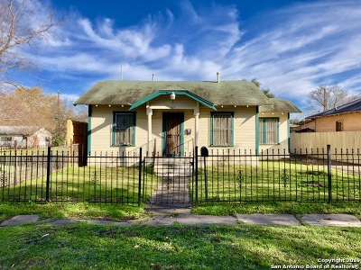San Antonio Single Family Home New: 425 Kayton Ave