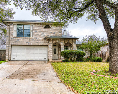 San Antonio Single Family Home New: 9218 Broxton Dr