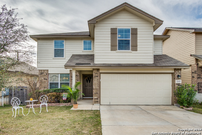 San Antonio Single Family Home New: 2115 Emerald Edge