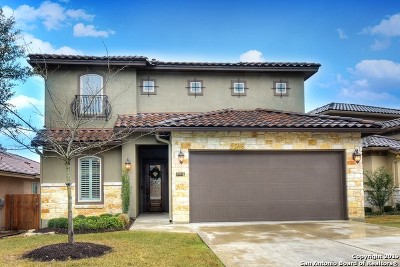 San Antonio Single Family Home New: 20114 Bella Glade
