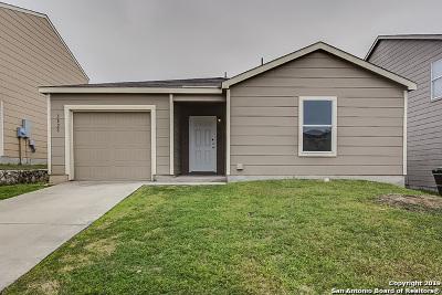 San Antonio Single Family Home New: 3823 Bisley Pass
