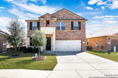 San Antonio Single Family Home New: 8422 Meri Leap