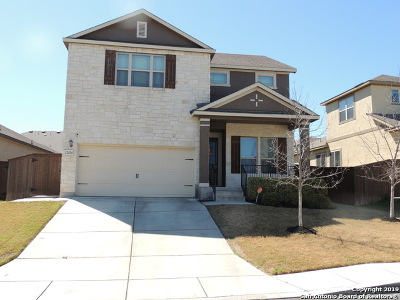 San Antonio Single Family Home New: 12434 Lincoln Creek