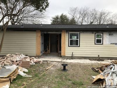 San Antonio Single Family Home New: 938 San Angelo