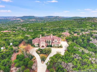 Boerne Single Family Home New: 24902 Miranda Ridge