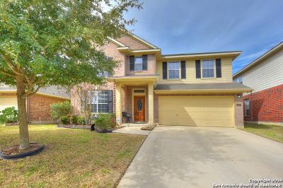 San Antonio Single Family Home New: 24427 Buck Creek