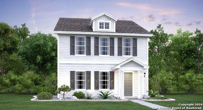 San Antonio Single Family Home New: 7834 Nopalitos Cove