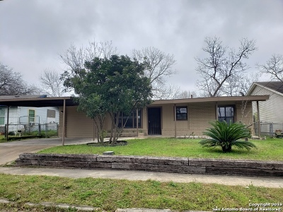 San Antonio Single Family Home New: 450 Surrells Ave