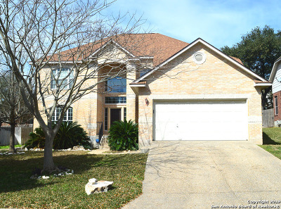 Stone Oak Single Family Home For Sale: 20711 Wild Springs Dr