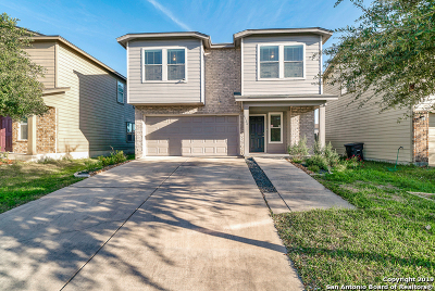 San Antonio Single Family Home New: 6126 Wisteria Hill