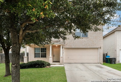 San Antonio Single Family Home New: 1318 Autumn Moon