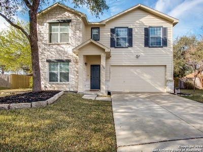 San Antonio Single Family Home New: 7306 Carriage Path
