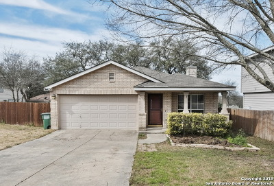 San Antonio Single Family Home New: 9403 Victory Row