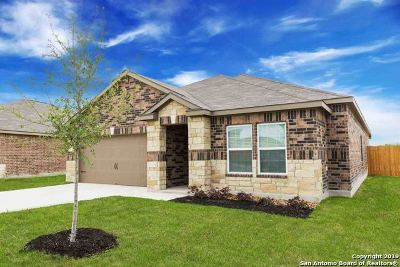 New Braunfels Single Family Home Back on Market: 6308 Juniper View