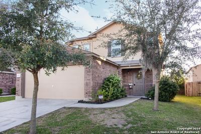 San Antonio Single Family Home New: 4506 Wrangler Run