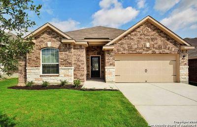 San Antonio Single Family Home New: 7703 Watersedge Cv