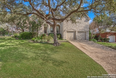 San Antonio Single Family Home New: 1311 Hawks Mdw