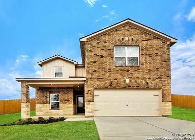 San Antonio Single Family Home New: 7827 Oxbow Way