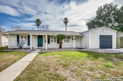 San Antonio Single Family Home New: 226 Wellesley Blvd