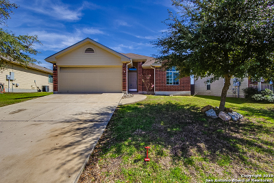 Guadalupe County Single Family Home New: 3924 Whisper Field