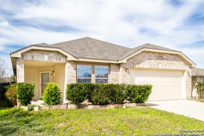 San Antonio Single Family Home New: 11111 Rindle Ranch