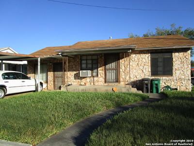 San Antonio Single Family Home New: 2017 Nolan