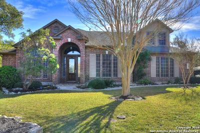 San Antonio Single Family Home New: 26428 Grey Horse Run