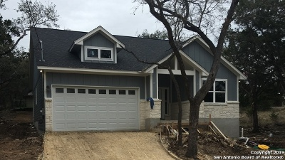 Canyon Lake Single Family Home For Sale: 1731 Westview Court Dr