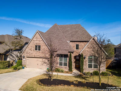 Boerne Single Family Home New: 28926 Fairs Gate