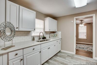 San Antonio Single Family Home New: 209 Teresa