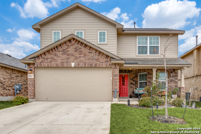 San Antonio Single Family Home New: 8907 Ironwood Hill