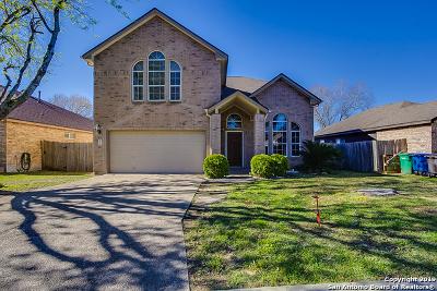 San Antonio Single Family Home New: 5831 Creekway St