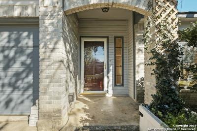 San Antonio Single Family Home New: 7314 Silent Spring